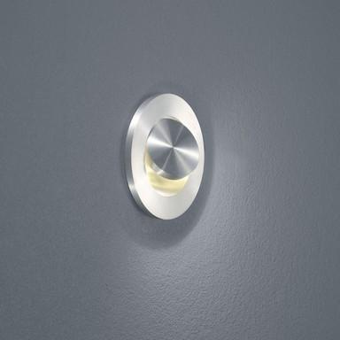 LED Wandeinbauleuchte Onto in Aluminium 2.7W 230lm