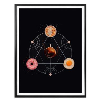 Poster Belenko - Breakfast Alchemy