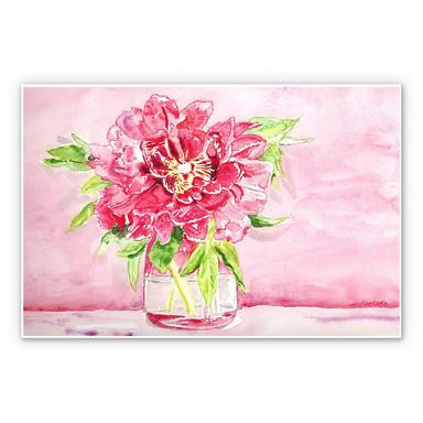 Wandbild Toetzke - Bouquet for Mavis