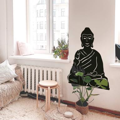 Wandtattoo Buddha 1