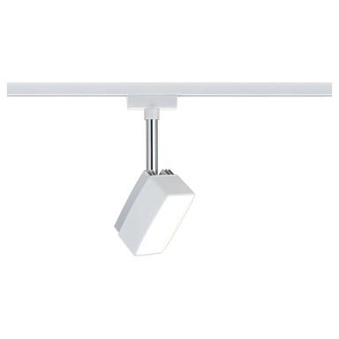 Dezenter LED Spot Pedal in weiss