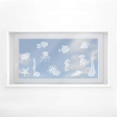 Fensterdekor Fischis