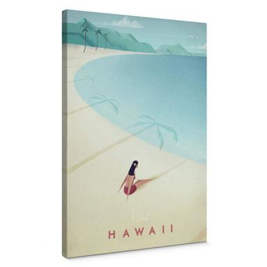 Leinwandbild Rivers - Hawaii