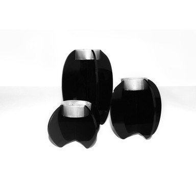Acryl-Tischdeko Teelichthalter (6-teilig)