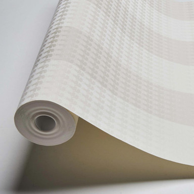 Karl Lagerfeld Wallpaper Vliestapete Stripe beige, creme