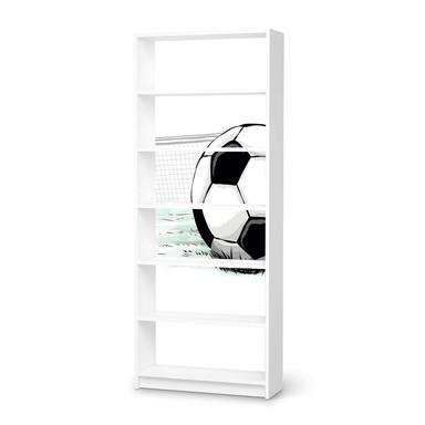 Klebefolie IKEA Billy Regal 6 Fächer - Freistoss- Bild 1