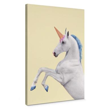 Leinwandbild Fuentes – Unicorn Icecream