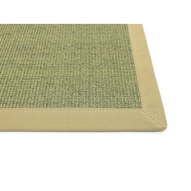 Manolo Sisal 5cm Bordürenteppich