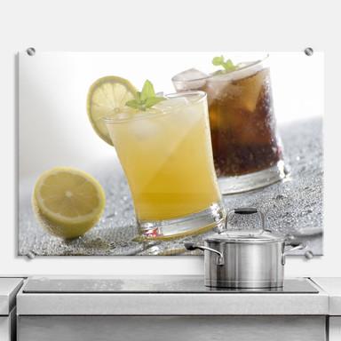 Spritzschutz Cocktail Time 2