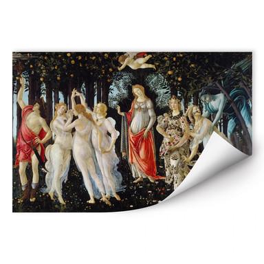 Wallprint Botticelli - Der Frühling