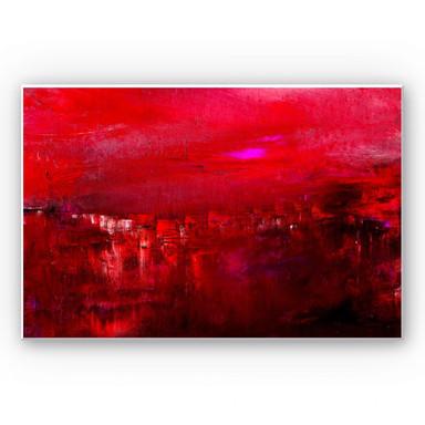 Wandbild Niksic - Morgendämmerung