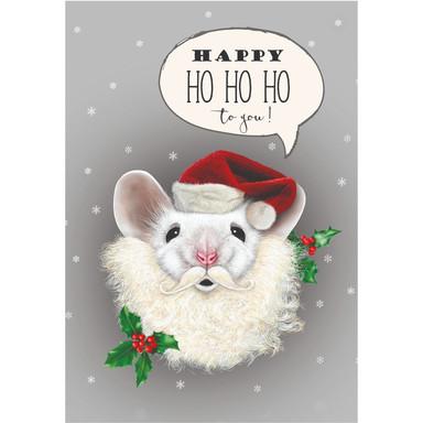 Gutschein Christmasmouse - Tierisch tolle Weihnachtszeit