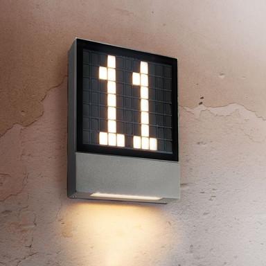 LED Hausnummernleuchte Pavia IP54 190lm 3000K