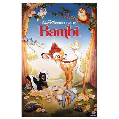 Leinwandbild Bambi - Bild 1