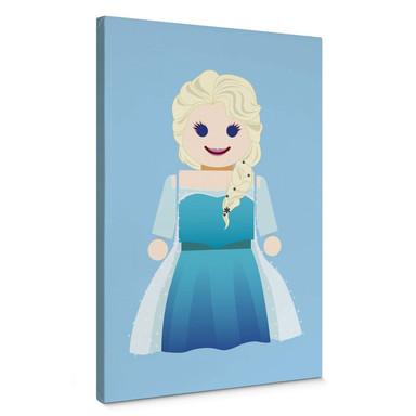 Leinwandbild Gomes - Elsa Frozen Spielzeug