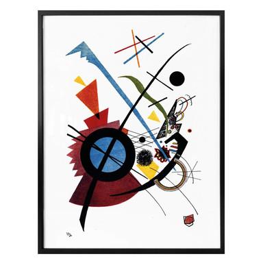 Poster Kandinsky - Violett