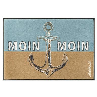Wash&Dry Fussmatte Moin Moin 50x75cm