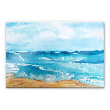 Acrylglasbild Toetzke - Meeresrausch