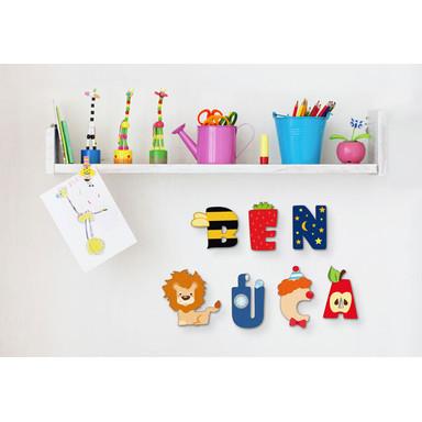 Dekobuchstaben Kinder Alphabet