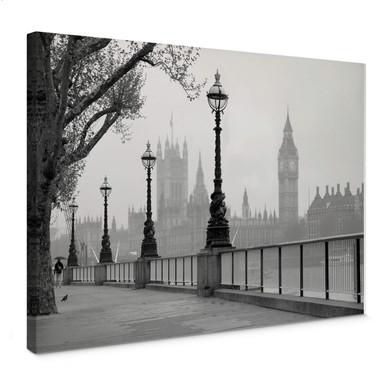 Leinwandbild Palace of Westminster