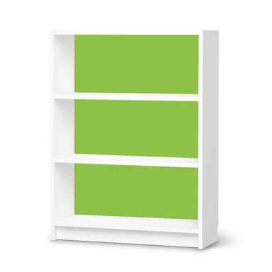 Möbelfolie IKEA Billy Regal 3 Fächer - Hellgrün Dark