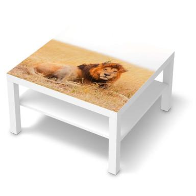 Möbelfolie IKEA Lack Tisch 78x78cm - Lion King