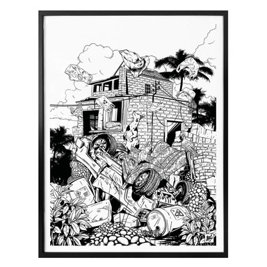 Poster Drawstore - Pickup