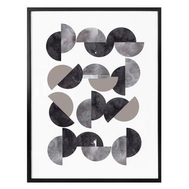 Poster Nordic Creators - Semicircles
