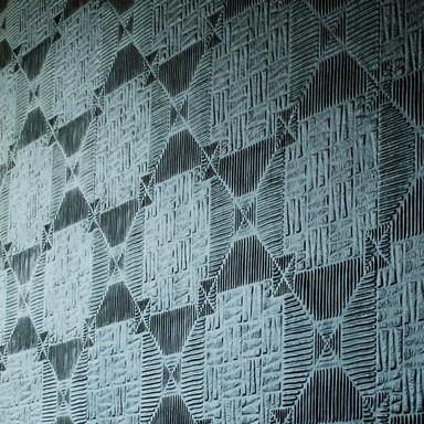 Anaglypta® Supaglypta Inca Designmuster Vliestapete überstreichbar, weiss