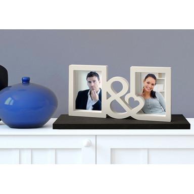 Dekobuchstaben 3D Bilderrahmen -Et-Herz-