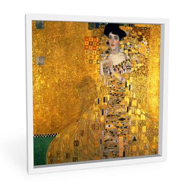 Hartschaumbild Klimt - Bildnis der Adele Bloch-Bauer
