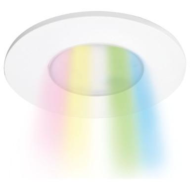 LED Einbauspot Wiz Connected 13W 360lm in Weiss 1-teilig