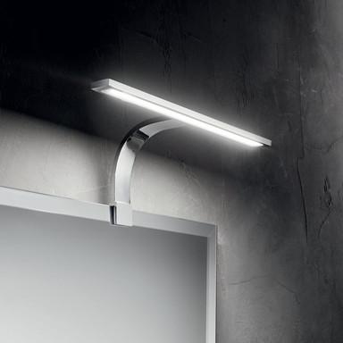 LED Spiegelklemmleuchte Toy 7.2W 490lm IP44 Warmweiss