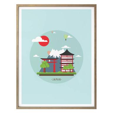 Poster - Visit Japan