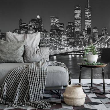 Fototapete Papiertapete Brooklyn Bridge - Bild 1