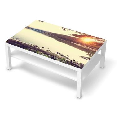 Klebefolie IKEA Lack Tisch 118x78cm - Seaside Dreams- Bild 1