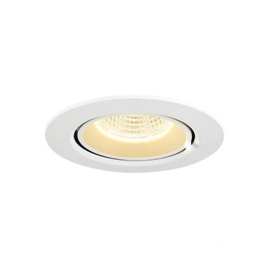 LED Deckeneinbauleuchte Gimble 6W 3000K 68mm