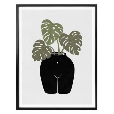 Poster Orara Studio - Body-tanical