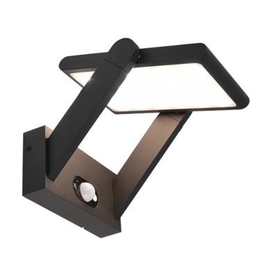 Solar LED Wandaufbauleuchte Premium I 1.6W