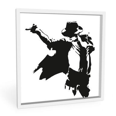 Wandbild Michael