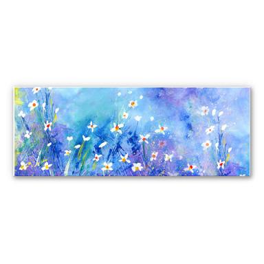 Wandbild Niksic - Ein Sommer in Blau