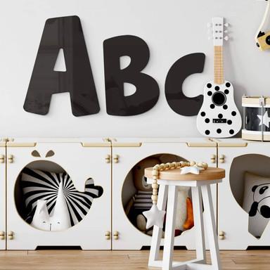 Acrylbuchstaben Kids