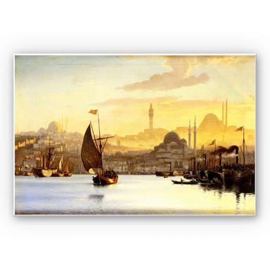 Hartschaumbild Neumann - Konstantinopel