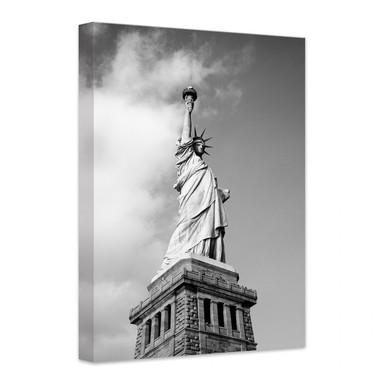 Leinwandbild Lady Liberty