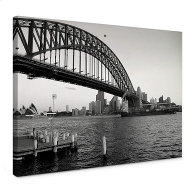 Leinwandbild Sydney Harbour Bridge
