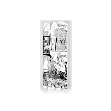 Türdesingn Drawstore - In the Livingroom - Bild 1