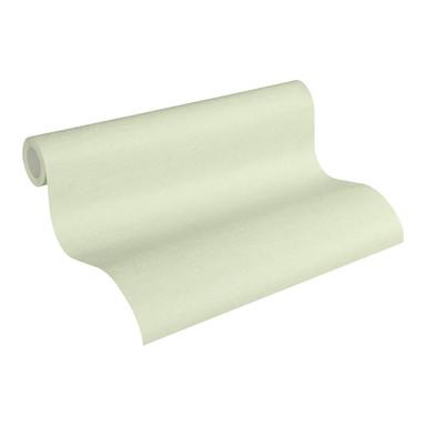 Vliestapete Premium Wall Tapete Unitapete grün, metallic