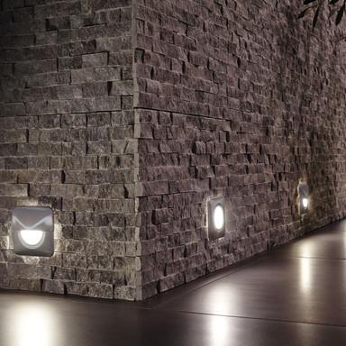 LED Einbauleuchte für Schalterdosen 3000k - Warmweiss