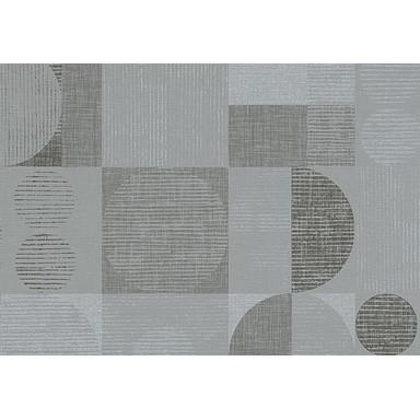 Livingwalls Tapete Titanium grau, metallic, schwarz
