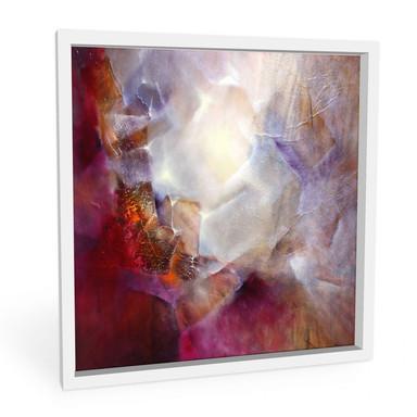 Wandbild Schmucker - Vom Inneren Leuchten